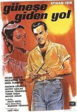 Güneşe Giden Yol (1965) afişi
