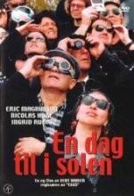 Güneşli Bir Gün (1998) afişi