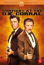 Gunfight At The O.K. Corral (1957) afişi