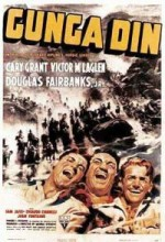 Gunga Din (1939) afişi