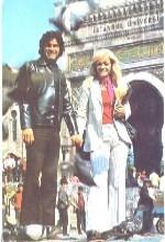 Gurbetçiler (1973) afişi