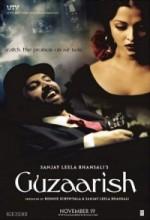 Guzaarish (2010) afişi