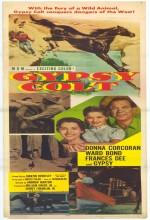 Gypsy Colt (1954) afişi