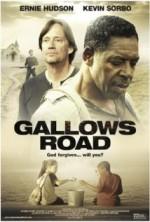 Gallows Road (2015) afişi