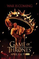 Game Of Thrones (2012) afişi