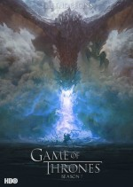 Game of Thrones Sezon 7 (2017) afişi