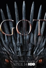Game of Thrones Sezon 8 (2019) afişi