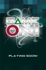 Game On! (2013) afişi