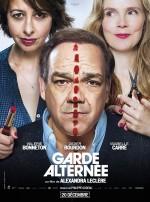 Garde alternée (2017) afişi