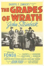 Gazap Üzümleri (1940) afişi