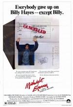 Geceyarısı Ekspresi (1978) afişi