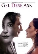 Gel Dese Aşk (2020) afişi