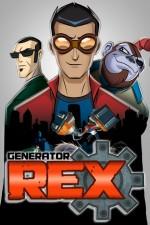 Generator Rex (2011) afişi