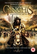 Genghis: The Legend of the Ten (2012) afişi