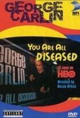 George Carlin: You Are All Diseased (1999) afişi