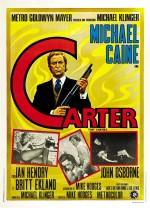 Get Carter (1971) afişi