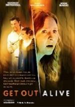 Get Out Alive (2016) afişi