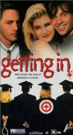 Getting In (1994) afişi