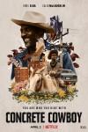 Concrete Cowboy (2021) afişi