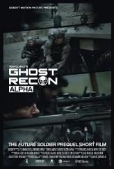 Ghost Recon: Alpha (2012) afişi
