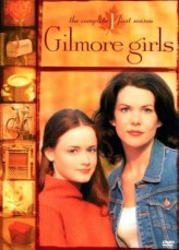 Gilmore Girls (2000) afişi