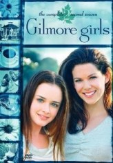 Gilmore Girls (2002) afişi