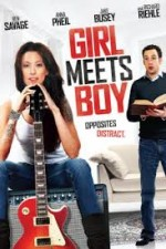 Girl Meets Boy (2013) afişi