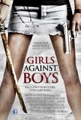 Girls Against Boys (2012) afişi