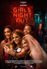 Girls' Night Out (2017) afişi