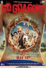 Go Goa Gone (2013) afişi