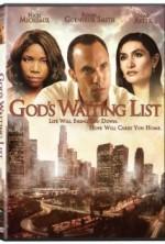 Gods Waiting List