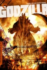 Godzilla (1954) afişi