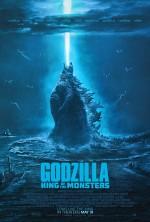Godzilla: Canavarlar Kralı (2019) afişi