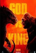 Godzilla vs. Kong (2020) afişi