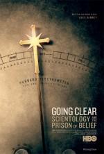 İtiraf Etmek: Scientology ve İnanç Hapishanesi (2015) afişi