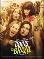 Going to Brazil (2016) afişi