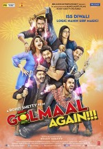 Golmaal 4 (2017) afişi