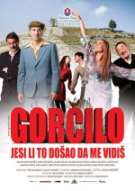 Gorcilo - Jesi li to dosao da me vidis (2015) afişi