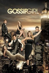 Gossip Girl Sezon 6 (2012) afişi