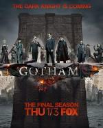 Gotham Sezon 5 (2019) afişi
