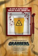 Grabbers (2012) afişi