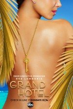 Grand Hotel (2019) afişi