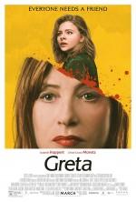 Greta (2018) afişi