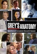 Grey's Anatomy Sezon 11 (2014) afişi