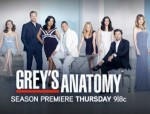 Grey's Anatomy Season Season 12 (2015) afişi