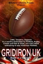 Gridiron UK (2013) afişi