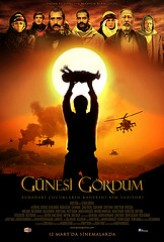 Güneşi Gördüm (2009) afişi
