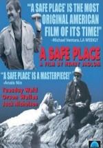 Güvenli Bir Yer (1971) afişi