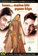 Haan Maine Bhi Pyaar Kiya (2002) afişi