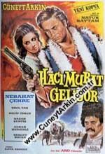 Hacı Murat Geliyor (1968) afişi